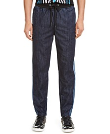 Men's Chambray Track Pants