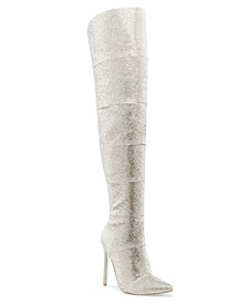 Women's Wonders Over-The-Knee Boots