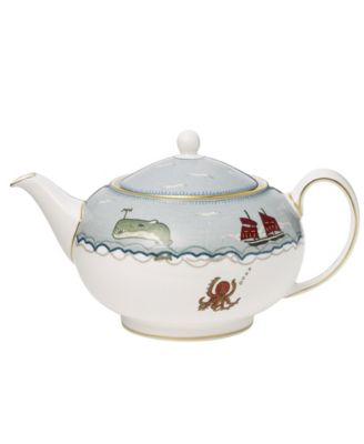 Sailors Farewell Teapot 37.2 oz