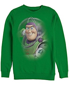 Men's Toy Story Buzz Lightyear, Crewneck Fleece