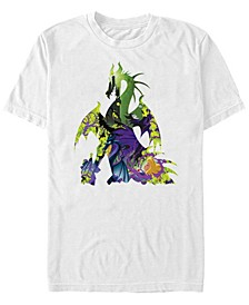 Men's Sleeping Beauty Maleficent Dragon, Short Sleeve T-Shirt