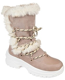 Women's Polar Fashion Winter Boot