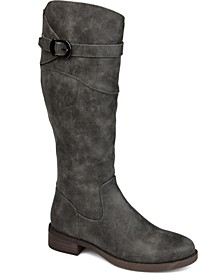 Women's Extra Wide Calf Brooklyn Boot