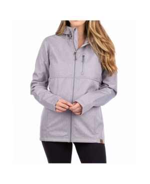 Livy Hooded Softshell Jacket