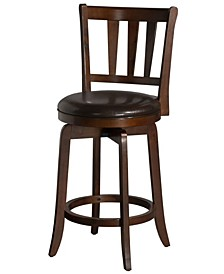 Presque Isle Swivel Counter Height Stool