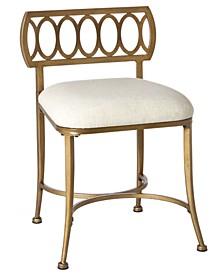 Furniture Canal Street Vanity Stool