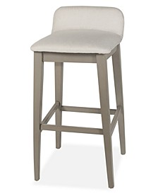 Maydena Non-Swivel Counter Height Stool