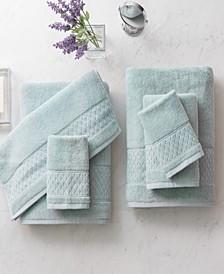 Luxury Organic Hudson 6-Pc. Cotton Towel Set