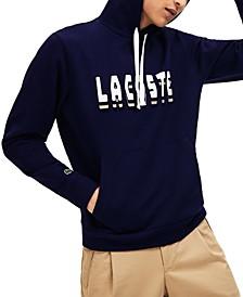 """Men's Fleece """"3D"""" Logo Hoodie"""
