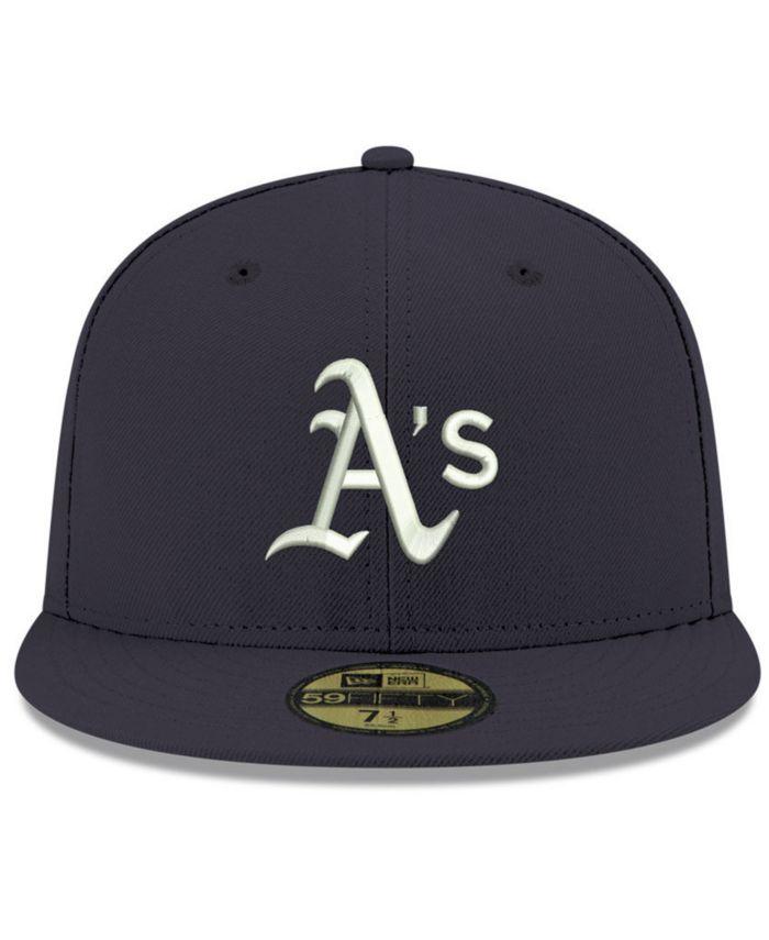 New Era Oakland Athletics Re-Dub 59FIFTY-FITTED Cap & Reviews - Sports Fan Shop By Lids - Men - Macy's