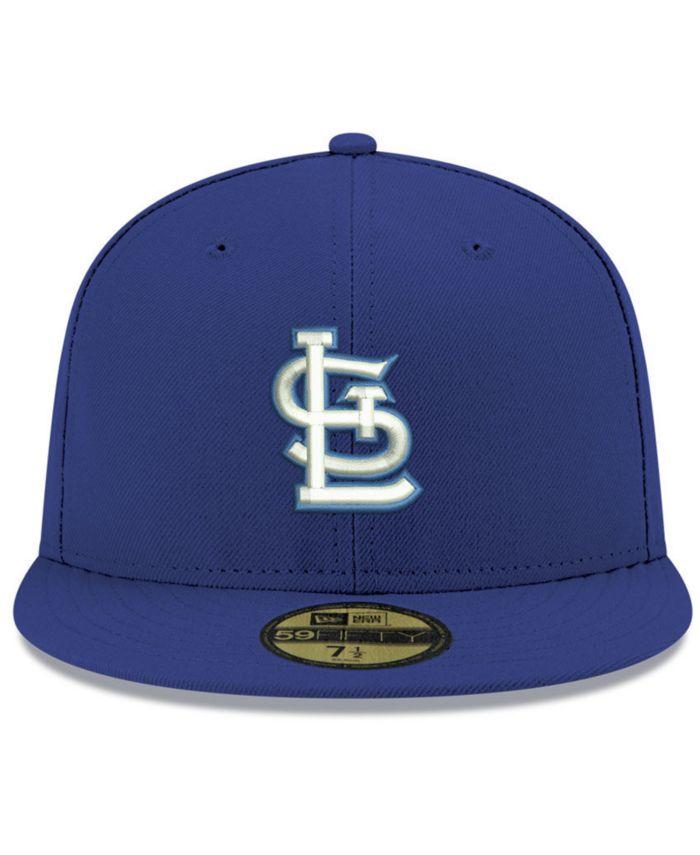 New Era St. Louis Cardinals Re-Dub 59FIFTY-FITTED Cap & Reviews - Sports Fan Shop By Lids - Men - Macy's