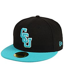 Coastal Carolina Chanticleers AC 59FIFTY-FITTED Cap