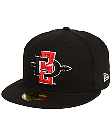 San Diego State Aztecs AC 59FIFTY-FITTED Cap