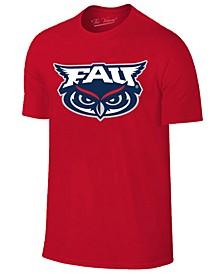 Men's Florida Atlantic Owls Big Logo T-Shirt