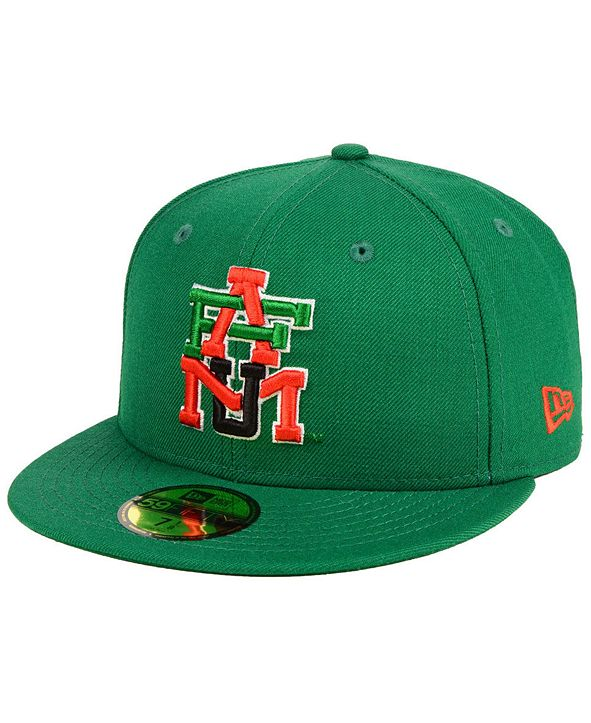 New Era Florida A&M Rattlers AC 59FIFTY-FITTED Cap