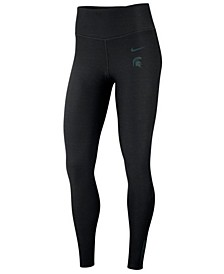 Women's Michigan State Spartans Power Sculpt Leggings