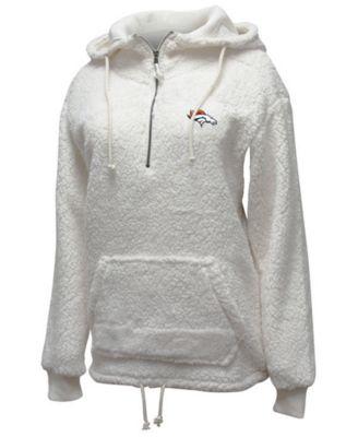 broncos sweatshirt women's