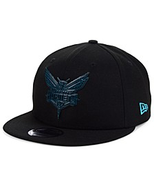 Charlotte Hornets Metal Crackle 9FIFTY Cap
