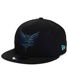 New Era Charlotte Hornets Metal Crackle 9FIFTY Cap