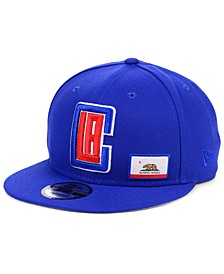 Los Angeles Clippers Flawless Flag 9FIFTY Cap