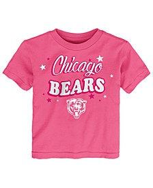 Toddlers Chicago Bears My Team T-Shirt