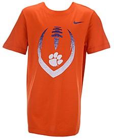 Big Boys Clemson Tigers Icon T-Shirt