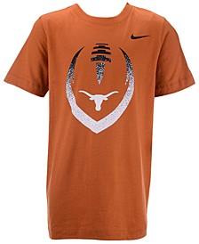 Big Boys Texas Longhorns Icon T-Shirt