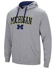 Men's Michigan Wolverines Arch Logo Hoodie