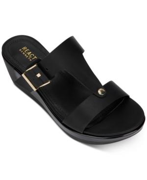 Women's Pepea Buckle Wedge Sandals Women's Shoes