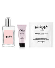 Receive a Free 3-pc Skincare Gift with any $65 purchase
