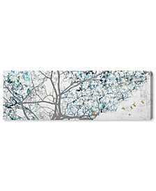 Turquoise Enchantment Canvas Art Collection