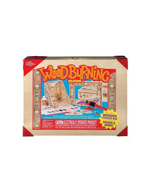 T.S. Shure Woodburning Creations Kit