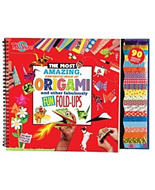 Origami and Other Fun Fold Ups Book