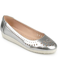 Women's Comfort Cindra Flat