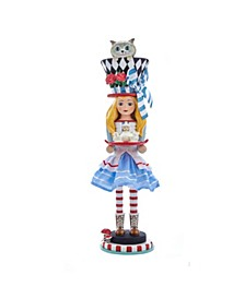 19.5-Inch Hollywood™ Alice Nutcracker