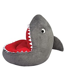 Shark Plush Children's Character Chair