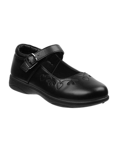 Petalia Big Girls School Shoes