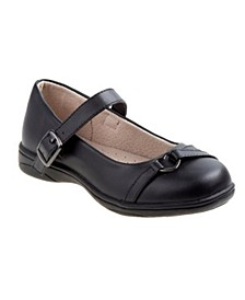 Big Girls School Shoes
