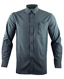 Men's Deep Sea GillzTec 4-Way Performance Stretch UPF 30 Shirt