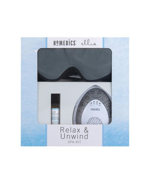 Homedics Relax & Unwind Wellness Kit