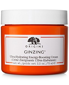GinZing Ultra-Hydrating Energy-Boosting Cream With Ginseng & Coffee - Limited Edition