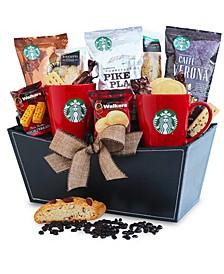 Elegant Starbucks Special Gift Basket