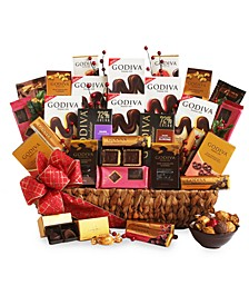 Godiva Ultimate Gift Basket