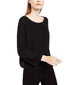 Eileen Fisher Scoop-Neck Sweater