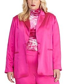 Trendy Plus Size Everly Blazer