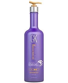 GKHair Silver Bombshell Shampoo, 24-oz., from PUREBEAUTY Salon & Spa