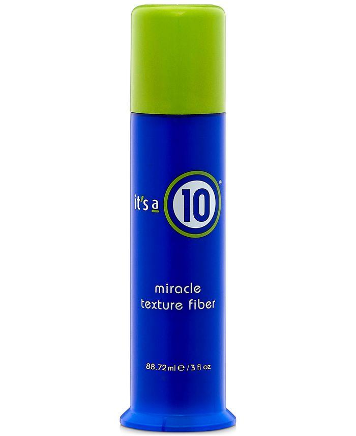 It's A 10 - It's a 10 Miracle Texture Fiber, 3-oz.