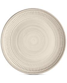 Classic Brush Dinner Plate, Created for Macy's