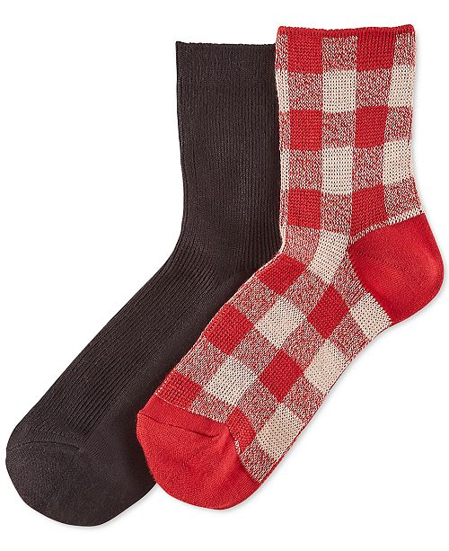 Hue 2 Pack Wintersoft Boot Socks
