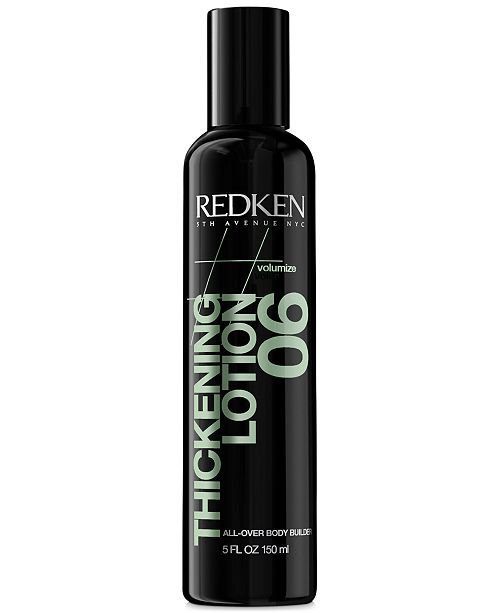 Redken Thickening Lotion 06, 5-oz., from PUREBEAUTY Salon & Spa